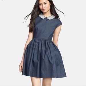 Kate Spade Kimberly Dress in Denim
